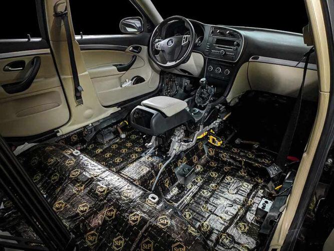 Cum îți insonorizezi perfect mașina cu materialele potrivite?