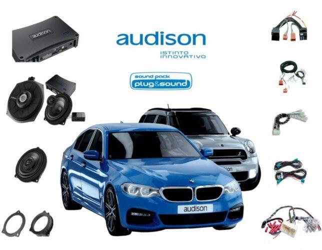Audison BMW